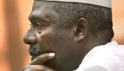Aboubacar Somparé, ancien président de l'assemblée nationale
