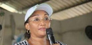 Hadja Halimatou Dalein Diallo, femme de Cellou Dalein Diallo