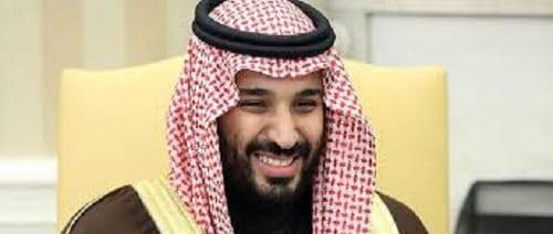 Le prince Mohammed Ben Salmane, héritier du trône royal saoudien