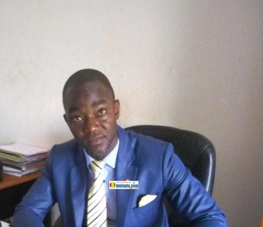 Mohamed DIAWARA, Juge d'Instruction de Kérouané