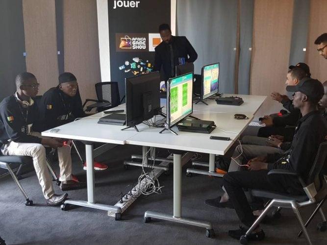 OrangeSponsorsYou la Guinée prend la 4ème place au Tournoi eSport de Casablanca