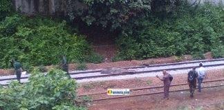 Conakry: un corps déchiqueté par le train découvert à la Camayenne