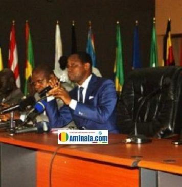 Bantama Sow, ministre des sports