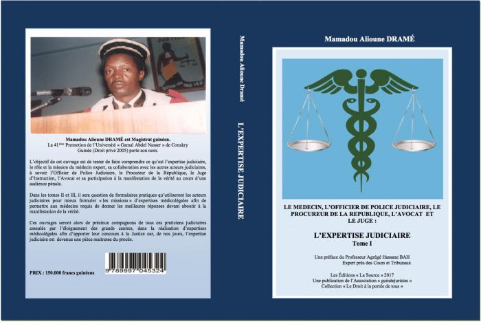 Lexpertise-judiciaire par mamadou Alioune Dramé