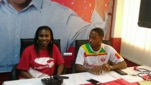 Maimouna Marega responsable marketing à Cellcom Guinée