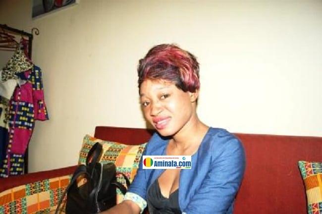 Marguerite Olémou, Styliste guinéenne et fondatrice de MaguiFashionMode dont la mode est sa principale passion
