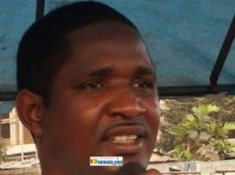 Mouctar Diallo, ministre de la jeunesse et président des nouvelles forces démocratiques (nfd)