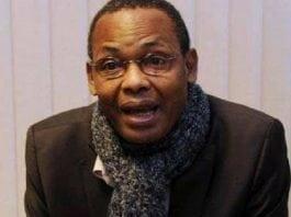 Thierno Monénembo, écrivain guinéen