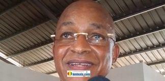 Cellou Dalein Diallo, président de l'Union des forces démocratiques de Guinée (UFDG)