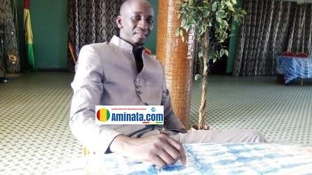 Oumar Bah, candidat indépendant à Dinguiraye