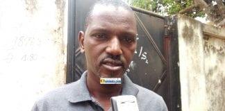 Alpha Oumar Taran Diallo du mouvement républicain, candidat indépendant