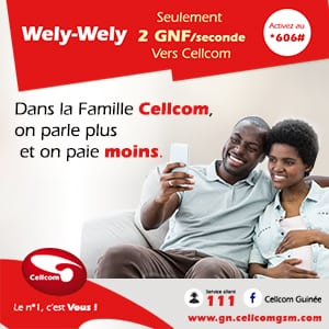 CELLECOM GUINEE