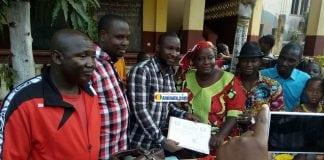 L'ONG Action pour le Développement Durable récompense les meilleurs élèves d'une école