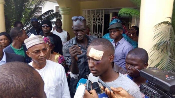 Un blessé dans des violences signalées non loin du domicile de Cellou Dalein Diallo