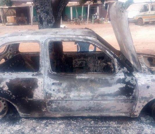 Violences à Kalinko dans Dinguiraye