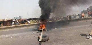 Violents affrontements à Conakry