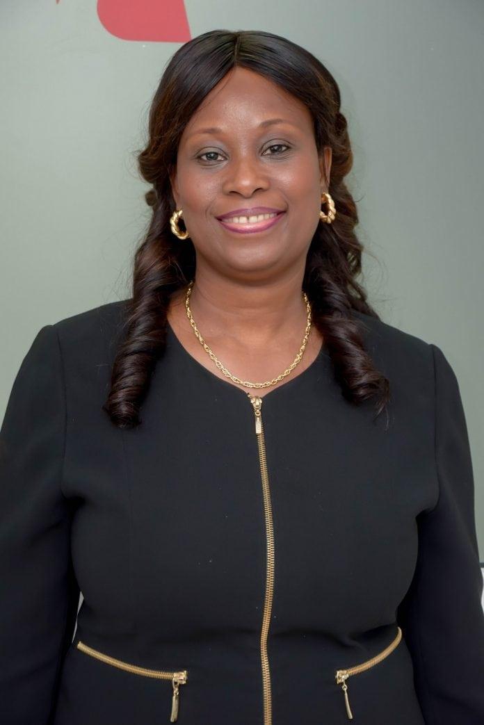 Amie N'DIAYE SOW directrice générale de UBA en charge de 3 filiales d'Afrique de l'Ouest