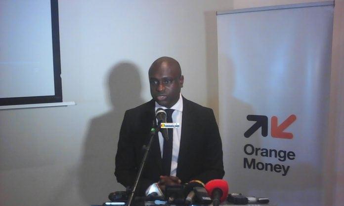 Brelotte Bah, directeur général d'Orange Guinée