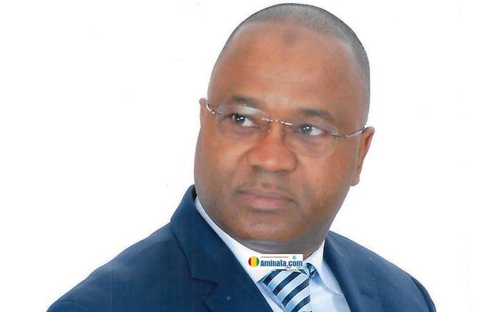 Elhadj Boubacar Diallo President du Partie pour la paix et le développementt (PPD)