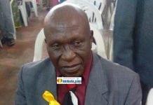 Honorable Pépé Toupou, député uninominal de Macenta