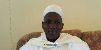 Elhadj Badrou Bah, Imam de la grande mosquée de Labé