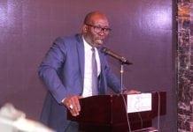 Gassama Diaby, ministre de la citoyenneté et de l'unité nationale
