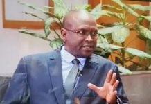 Dr Ibrahima Diallo, juriste