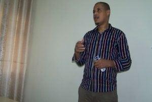 Danda Diallo, fondateur de l'incubateur Ose Ton emploi