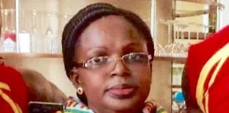Dr Zalikatou Diallo, députée à l'Assemblée nationale