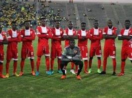 Les 11 joueurs de Horoya qualifiés pour le quart de finale en champions leagues