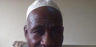 Boubacar Karizo, président de la coordination des éleveurs de Pita