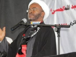Cheickh Hafiziou Diallo, éminent islamologue et président de l'Association Ahlul pour la propagation de l'islam
