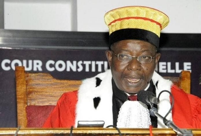 Kelefa Sall, président de la cour constitutionnelle