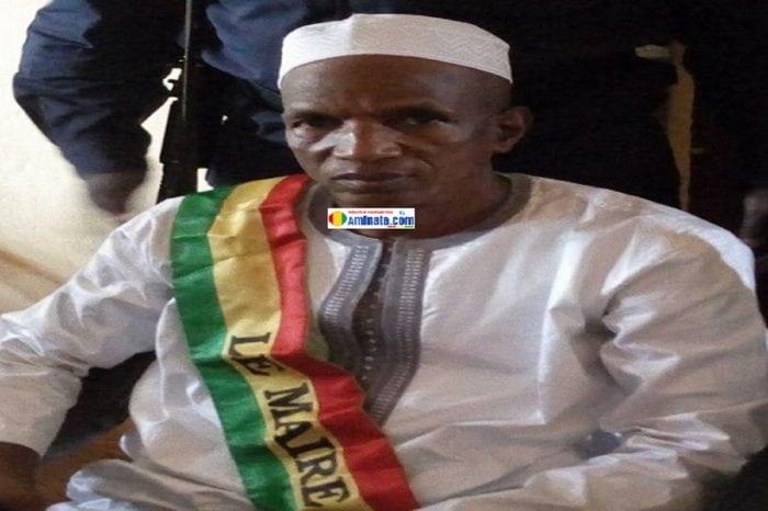 Amadou Tidiane Bah, nouveau maire de Dinguiraye