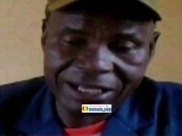 Commandant Ousmane Bah responsable de la garde communale
