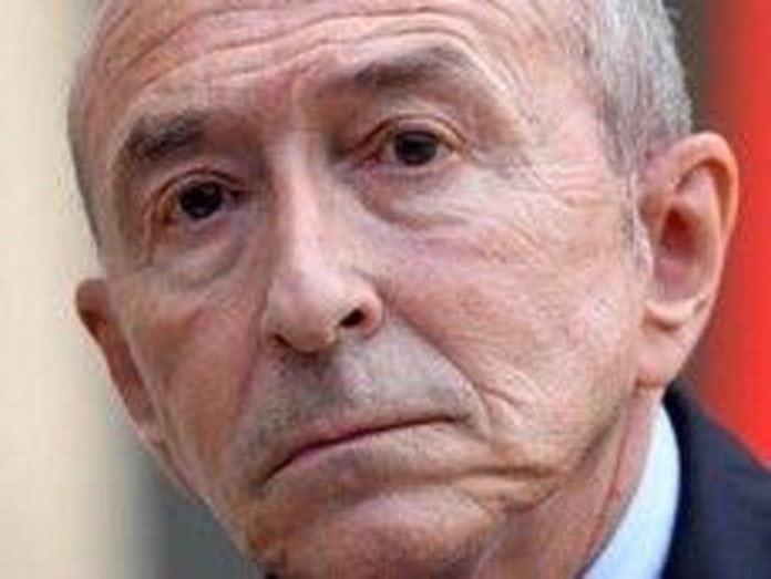 Gérard Collomb, désormais ministre de l'intérieur