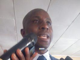 Aliou Laly Diallo, maire de la ville de Labé