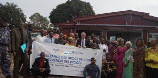 Des activistes de la société civile guinéenne outillés sur l'observation des procès