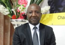 Ibrahima Sakho, président du parti Changement, progrès, unité pour la Guinée (CPUG)