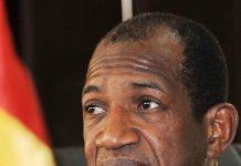 L'ancien premier ministre Kabiné Komara