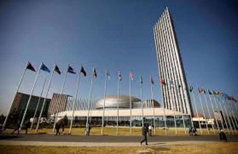 Le siège de l'Union africaine à Addis-Abeba