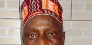 Mamadou Taran Diallo ministre de l'unité nationale et de la Citoyenneté