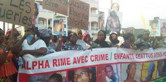 Tueries des jeunes sur l'Axe Hamdallaye-Bambeto-Kagbelen