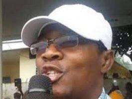 Ousmane Gaoual Diallo, député de l'Union des forces démocratiques de Guinée (UFDG)