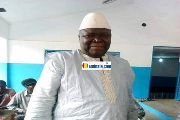 Seydouba Sacko de l'UFR nouveau maire de Matam