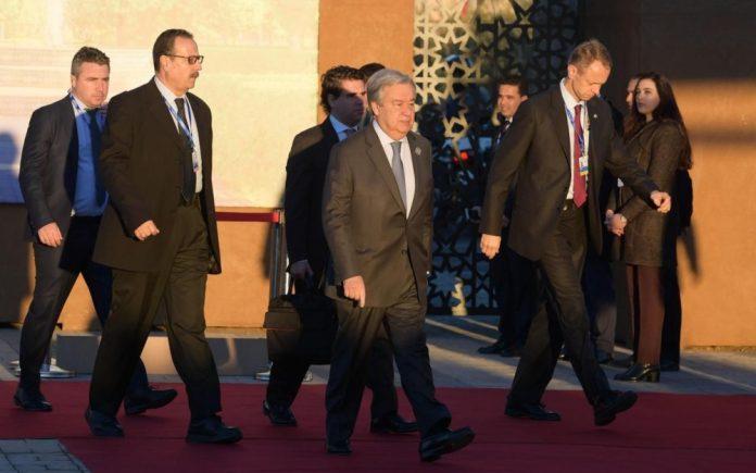 Approbation du Pacte de Marrakech sur les migrations à Marrakech