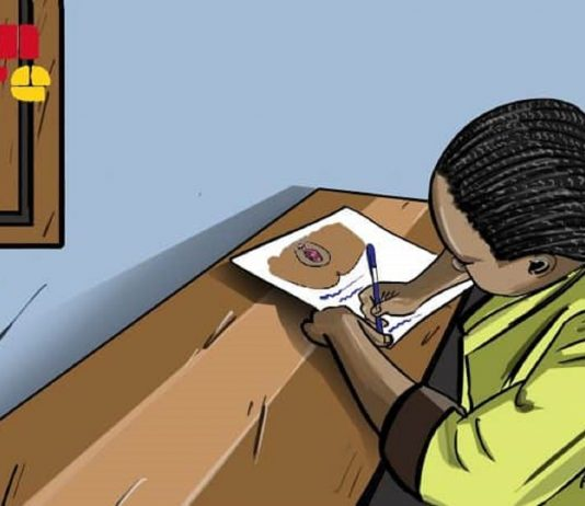 Awa (pseudo), une femme révoltée, écrit une lettre à son clitoris, coupé quand elle était petite