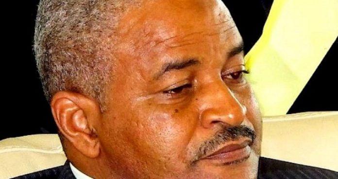 Bah Ousmane, président de l'Union pour le progrès et le renouveau (UPR)