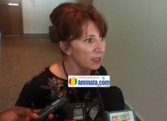 Cristel ALVERGNE, Directrice régionale du Fonds d'investissement des Nations unies (UNCDF)