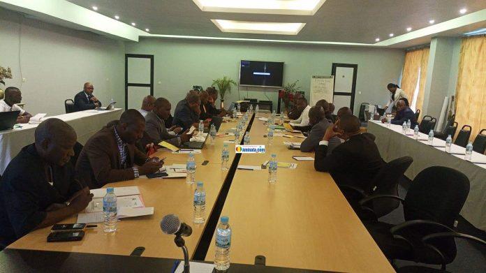 Des magistrats en concertation à Conakry sur la politique pénale en République de Guinée